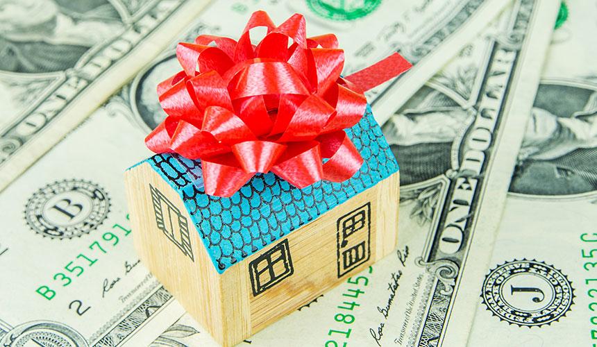 Какие подарки облагаются налогом