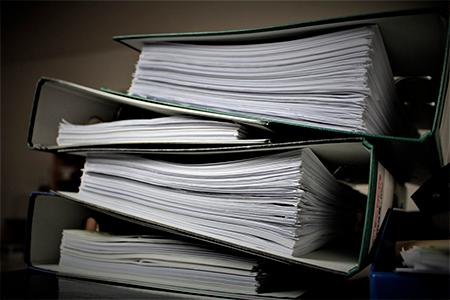 Первичные бухгалтерские документы: что делать при утере